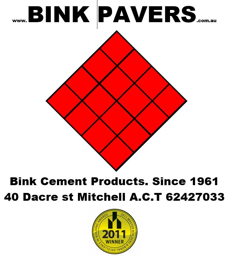 Bink Pavers